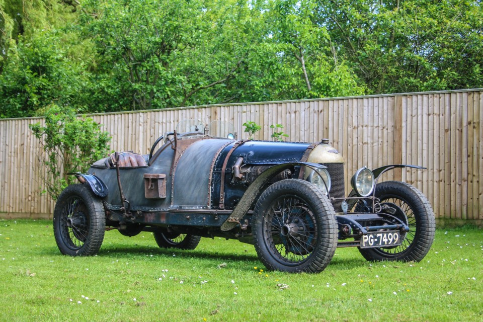 Riley 6 Cylinder Supercharged Special 1930 For Sale